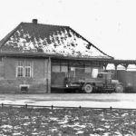 Alter OEG-Bahnhof, HD, um 1930
